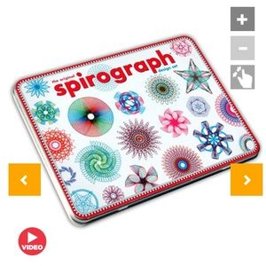 Other - spirograph drawing set